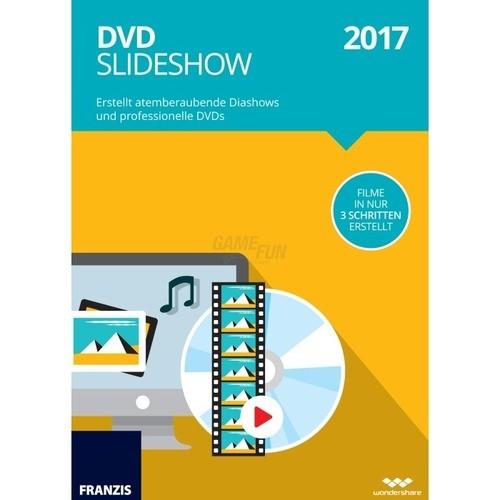 Franzis Verlag DVD Slideshow 2017 HD-Foto