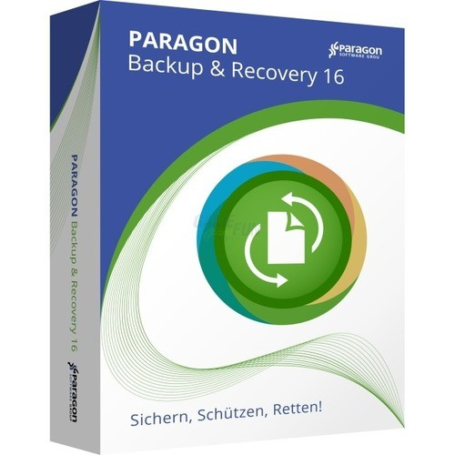 Paragon Technologie Backup & Recovery 16 Vollve...