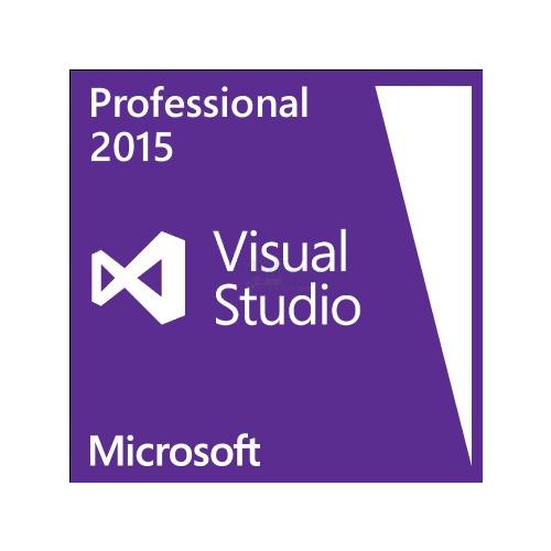 Microsoft Visual Studio Professional 2015 * SL ...