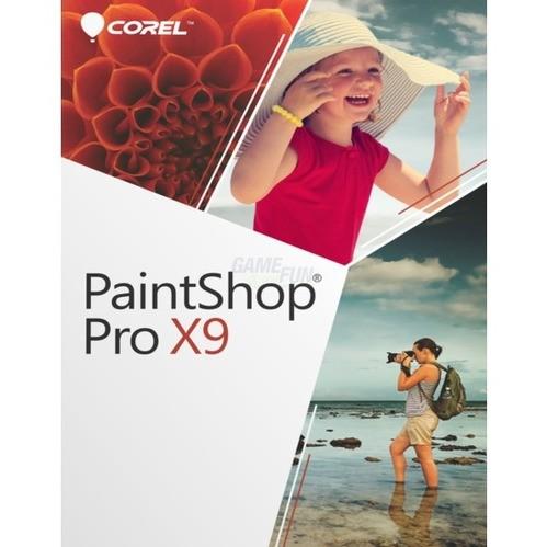 Corel PaintShop Pro X9 Vollversion ESD ( Downlo...