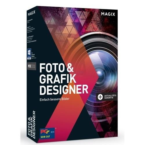 MAGIX Foto & Grafik Designer 12