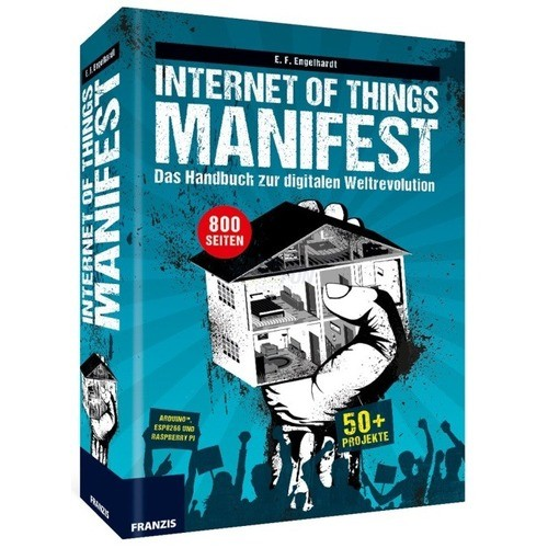 Franzis Verlag Internet of Things Manifest
