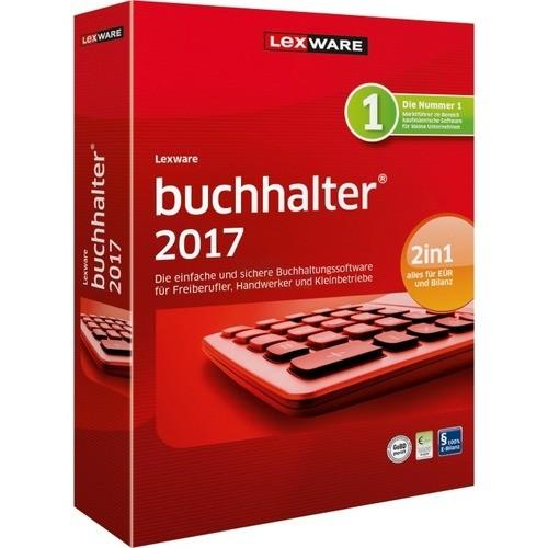 Lexware Buchhalter 2017 (Version 22.00) 1 PC Vo...