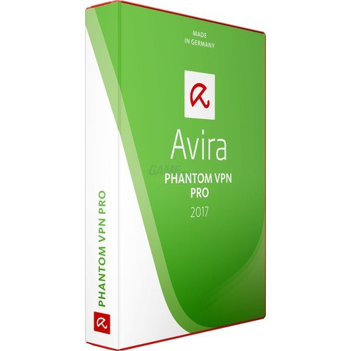 Avira Phantom VPN Pro 2017 3 Geräte Vollversion...