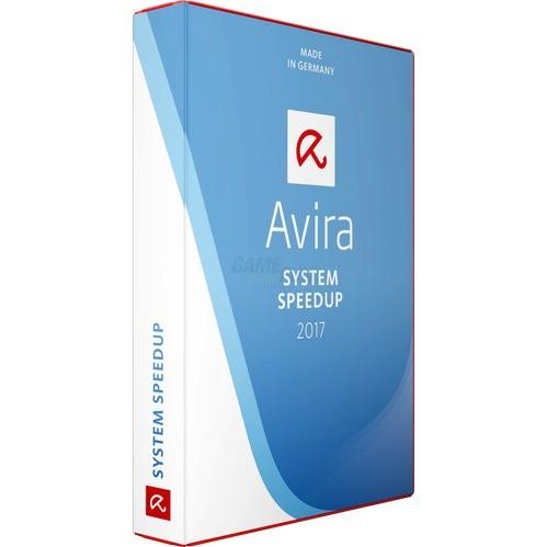 Avira System Speedup 2017 1 PC Vollversion DVD-...