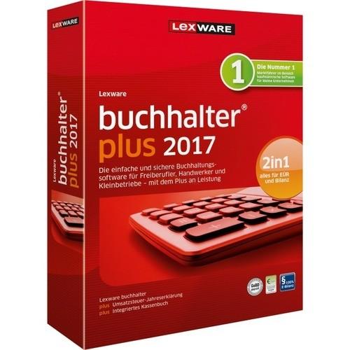 Lexware Buchhalter Plus 2017 1+1 MiniBox 1 Jahr...