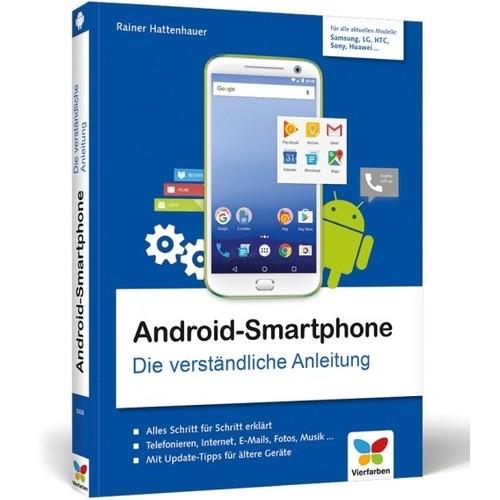 Vierfarben Verlag Android-Smartphone - Die vers...