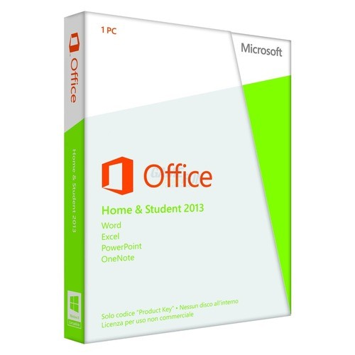 Microsoft Office Home and Student 2013 (IT) 1 P...