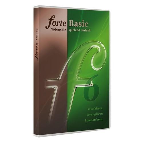 Vorschaubild von Lugert Verlag FORTE Basic Version 6 1 PC Vollversion DVD-Box