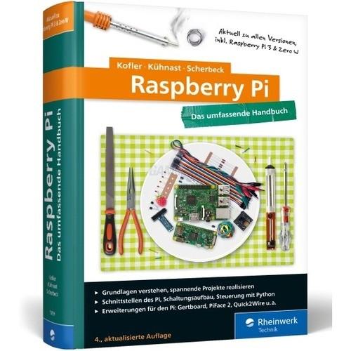 Rheinwerk Verlag Raspberry Pi - Das umfassende ...