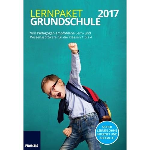 Franzis Verlag Lernpaket Grundschule 2017
