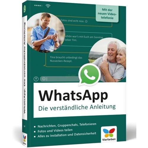 Vierfarben Verlag WhatsApp-Die verständliche An...