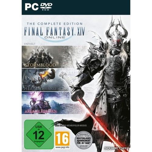 SquareEnix Final Fantasy XIV Complete Edition (PC)