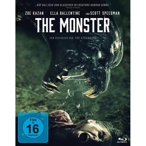KochMedia The Monster (Blu-ray)
