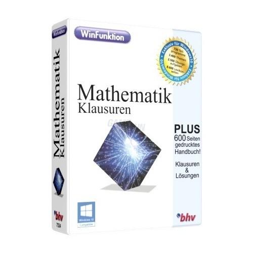 BHV WinFunktion Mathematik Klausuren Vollversion