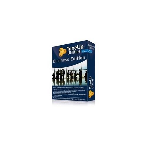 S.A.D. TuneUp Utilities 2011 5 PCs Vollversion MiniBox