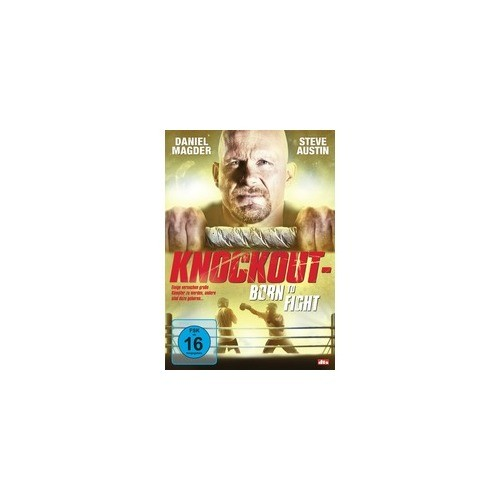 KochMedia Knockout - Born to Fight (DVD)