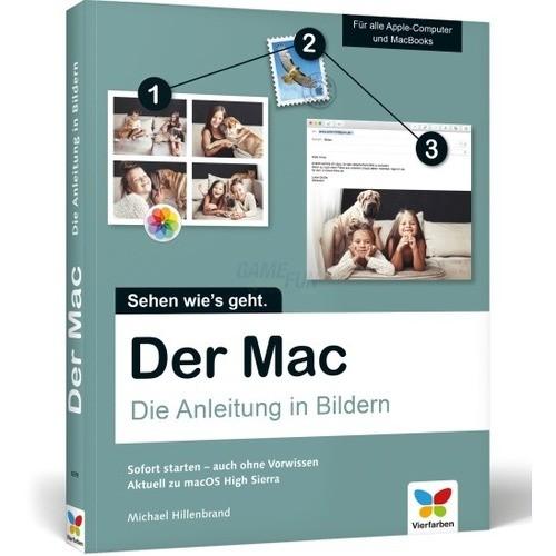 Vierfarben Verlag Der Mac - Die Anleitung in Bi...