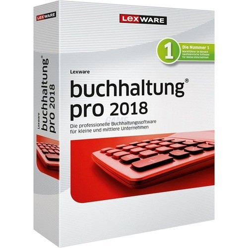 Lexware buchhaltung pro 2018 3 PCs Vollversion ...