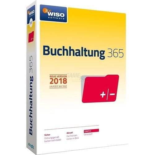 Buhl Wiso Buchhaltung 365 1 PC Vollversion Mini...