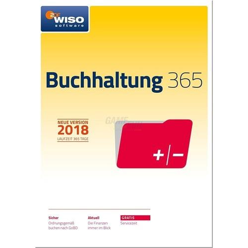 Buhl Wiso Buchhaltung 365 1 Benutzer Vollversio...