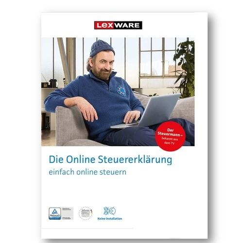 Lexware smartsteuer 2018 für WIN MAC Linux Voll...