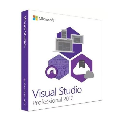 Microsoft VisualStudio Professional 2017 1 Benu...
