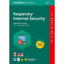 Kaspersky Internet Security 3 Geräte Vollversion GreenIT...