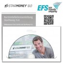 Starfinanz StarMoney 9.0 1 PC Vollversion EFS DVD