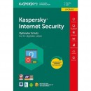 Kaspersky Internet Security 3 PCs Update EFS PKC 1 Jahr für aktuelle Version 2018