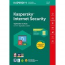 Kaspersky Internet Security 1 Gerät Vollversion GreenIT 1 Jahr für aktuelle Version 2018