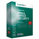 Kaspersky Small Office Security 4 inkl. 5 Mobile 1...