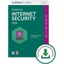Kaspersky Internet Security 2016 1 PC Vollversion ESD 1...