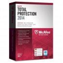 McAfee Total Protection 2014 3 User 3 PCs Vollversion...
