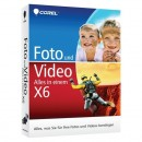 Corel Foto und Video X6 1 PC Vollversion MiniBox Alles in...