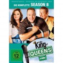 KochMedia The King of Queens - Staffel 8 DVD-Box (16:9) (4 DVDs)