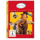 20th Century Fox Blue Sky Animation Box Ice Age 1-3,...