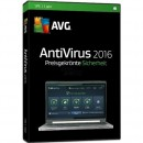 AVG AntiVirus 2016 1 PC Vollversion MiniBox 1 Jahr