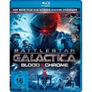 KochMedia Battlestar Galactica: Blood & Chrome (Blu-ray)