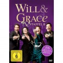 KochMedia Will & Grace - Staffel 8 (4 DVDs)