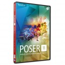 Globell B.V. Poser 11 Vollversion DVD-Box