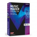 MAGIX Music Maker Premium 2017 Vollversion 1 Jahr