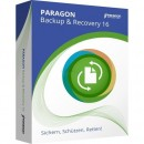 Paragon Technologie Backup & Recovery 16 Vollversion MiniBox