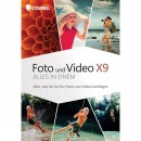 Corel Foto und Video X9 - Alles in einem Vollversion ESD...