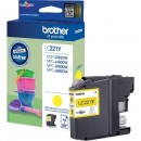 Brother LC-221Y Tintenpatrone yellow ( gelb )