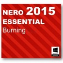 Nero AG Nero 2015 Essential Burning Vollversion OEM