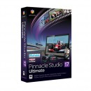 Corel Pinnacle Studio 17 Ultimate ML 1 PC Vollversion MiniBox