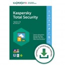 Kaspersky Total Security Multi-Device 5 Geräte Update ESD 2 Jahre D-A-CH Lizenz 2017