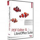 BHV PDF Editor & LibreOffice Suite Vollversion DVD-Box