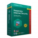 Kaspersky Internet Security 2018 1 Gerät Update PKC 1 Jahr ( Code in a Box )